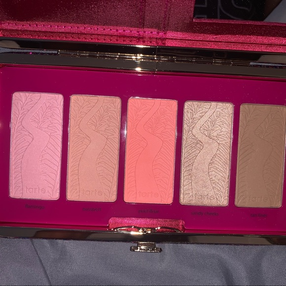 tarte Other - New🌹 tarte life of the party clay blush pallets